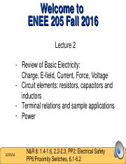 ENEE205 Fall2016 Lecture2 Gomez
