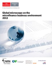 Global microscope on the microfinance business environment 2013.pdf