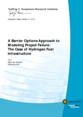 A Barrier Options Approach to Modeling Project Failure - The Case of Hydrogen Fuel Infrastructure.pd