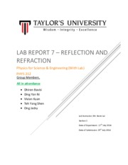 Physics 2 - Lab Report 7 - Dhiren's Group.pdf