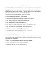 Study Guide for Chapter 3(1).docx