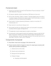 Grant Proposal - Format and style.docx