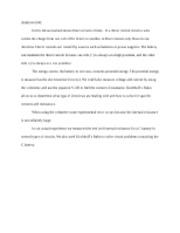 Analysis (E4)