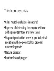 West civ Christianity .ppt