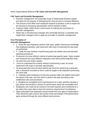 Notes Organizational Behavior F