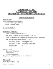 Chem 161-2011 Lecture 24 truncated