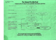 Scientific Method Handout