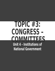03. Congress - Committees.pptx