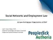 Social_Networks_Employment_Law