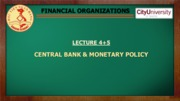 L4+5. Central banks & Monetary policy.pdf