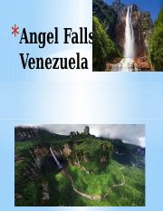 Angel Falls project.pptx