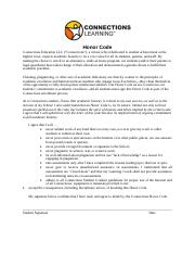 Connections Learning Honor Code.pdf