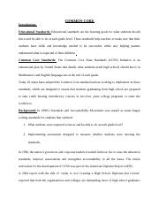 Common Core Standards- Against (Full Paper).docx