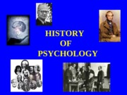 1. History of Psychology(2)