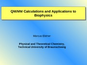 Elstner_QMMM_Calculations