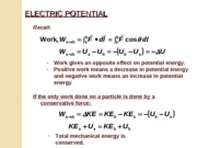 PHY12-08 Electric Potential