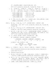 HW Solutions Stat 90