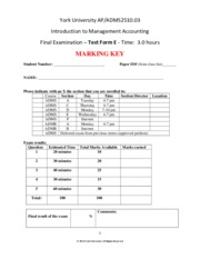 11 Final Exam version E (with solutions)