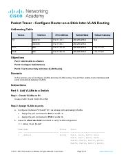 PacketTracer-Switch and routing.pdf