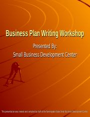 Business Plan (Guide).ppt