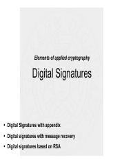 applied-cryptography-digital-signature