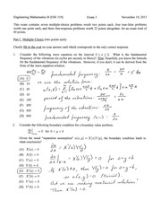 Fall 2013 Exam 3 Solutions