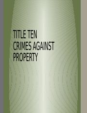 TITLE TEN REPORT.pptx