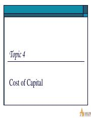 Topic 4 Cost of Capital_solution(1).pdf