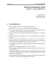 Food_Additives