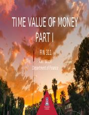 FIN-311-Time-Value-of-Money-Part-1
