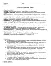 Ch_3_Review_Sheet - Cultural Conformity and Adaptation CHAPTER 3 ...