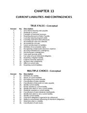 Chapter 13.pdf - CHAPTER 13 CURRENT LIABILITIES AND ...