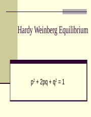 Hardy_Weinberg_Equilibrium2009online.ppt