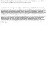ACC 492 Week 5 Final Audit Paper (Walmart) NEW