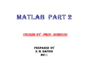 Microsoft PowerPoint - Introduction to Matlab 2