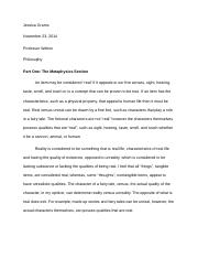 Create Your Own Philosophy Paper