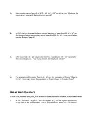 14 - Scientific Notation Word Problems.doc - Name_Date_8 th Grade ...