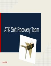 Soft Recovery CDR
