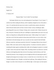 laura kipnis loves labors essay