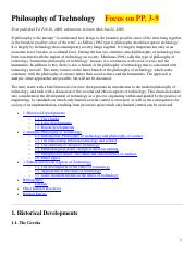 Philosophy of Technology-Stanford.pdf