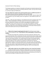 Questions & Guide for Plato's Apology.pdf