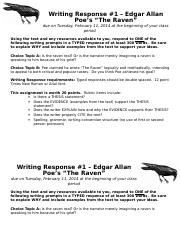 the_raven_-_writing_response.doc
