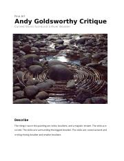 AndyGoldsworthyCritique.docx