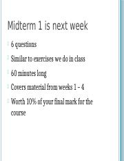 Midterm 1 overview.pptx