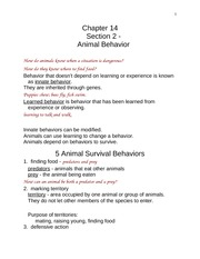 Biology Chapter 14-2