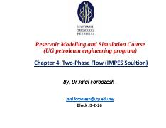 Ch4-two phase flow( IMPES Solution).pdf__ؖ_w_L____.pdf