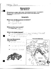 Printables Mesopotamia Worksheets mesopotamia worksheet scanned by camscanner camscanner