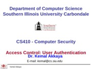 AccessControl-UserAuthentication
