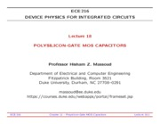 ECE216-Lecture-18-Polysilicon-Gate-MOS-Capacitors