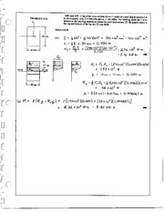 355_Mechanics Homework Mechanics of Materials Solution